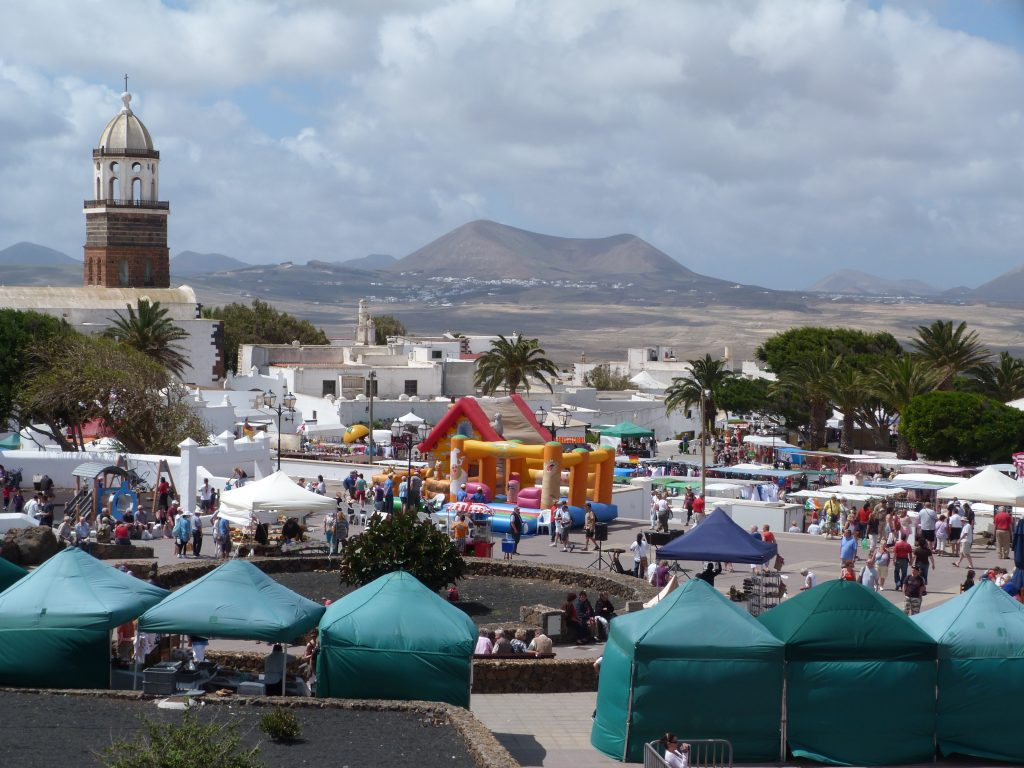 The 5 best places to visit in Lanzarote