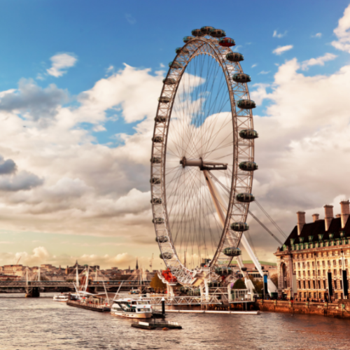 Travel To London And Discover Ten Breathtaking Places