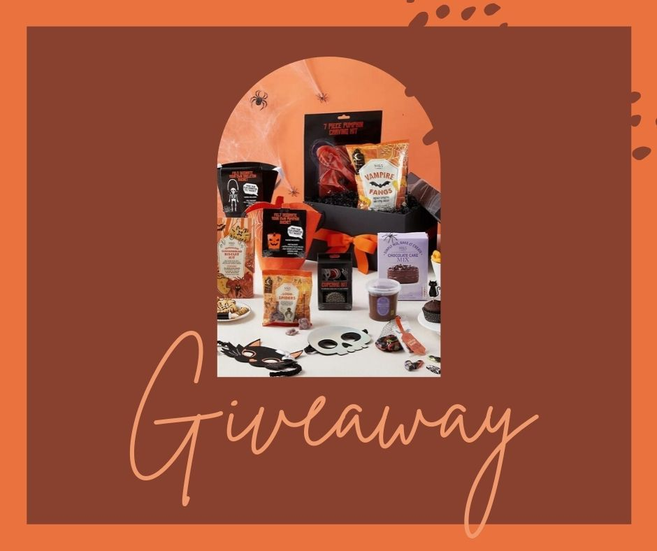 Win a Halloween Spooky Night In Gift Box from M&S